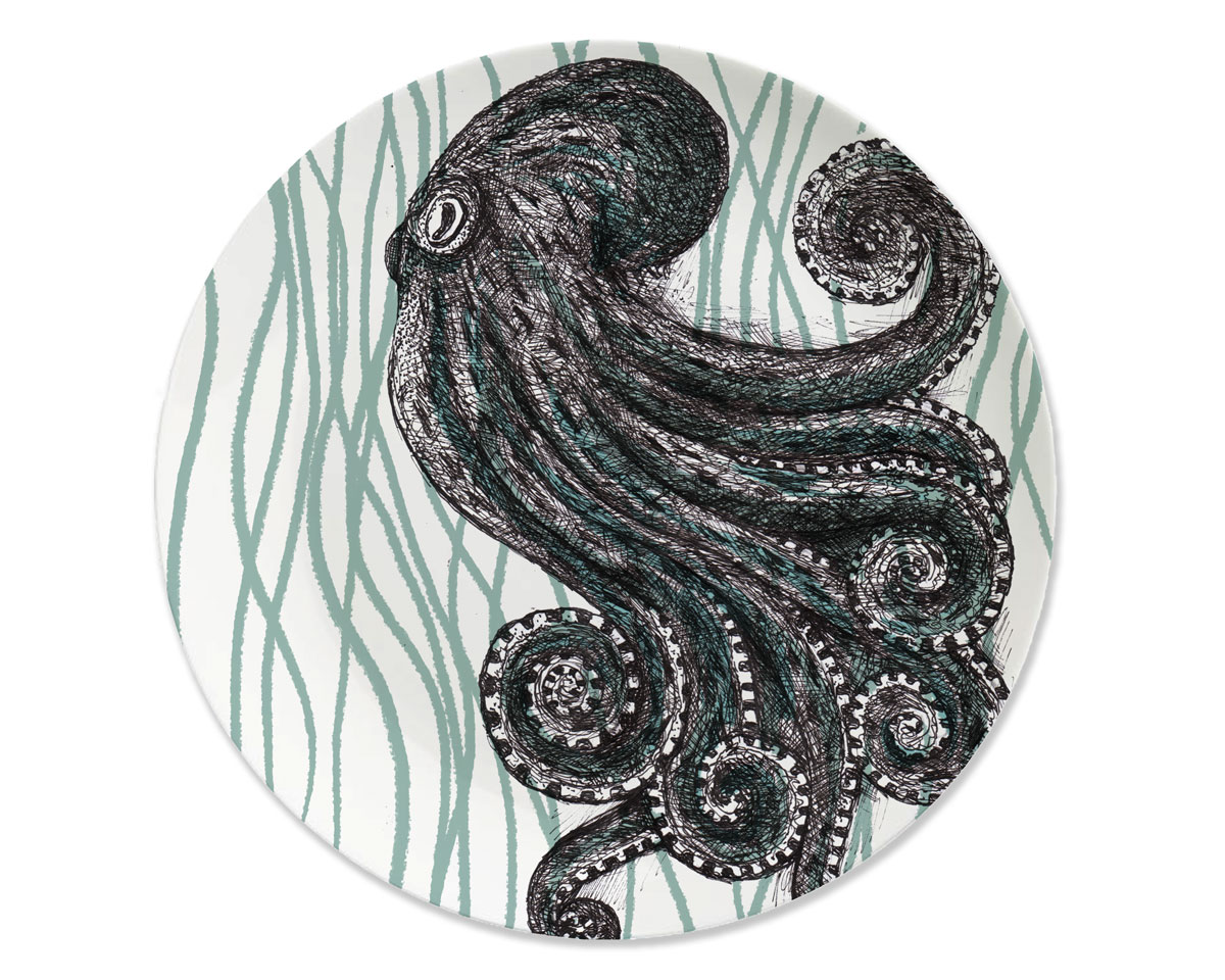 Octopus-Plate-detail