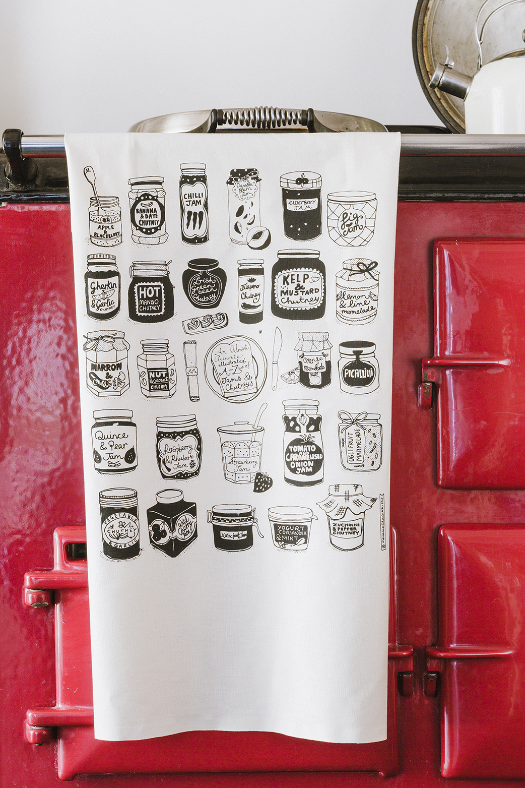 Teatowels_chutneys_kitchen_detail