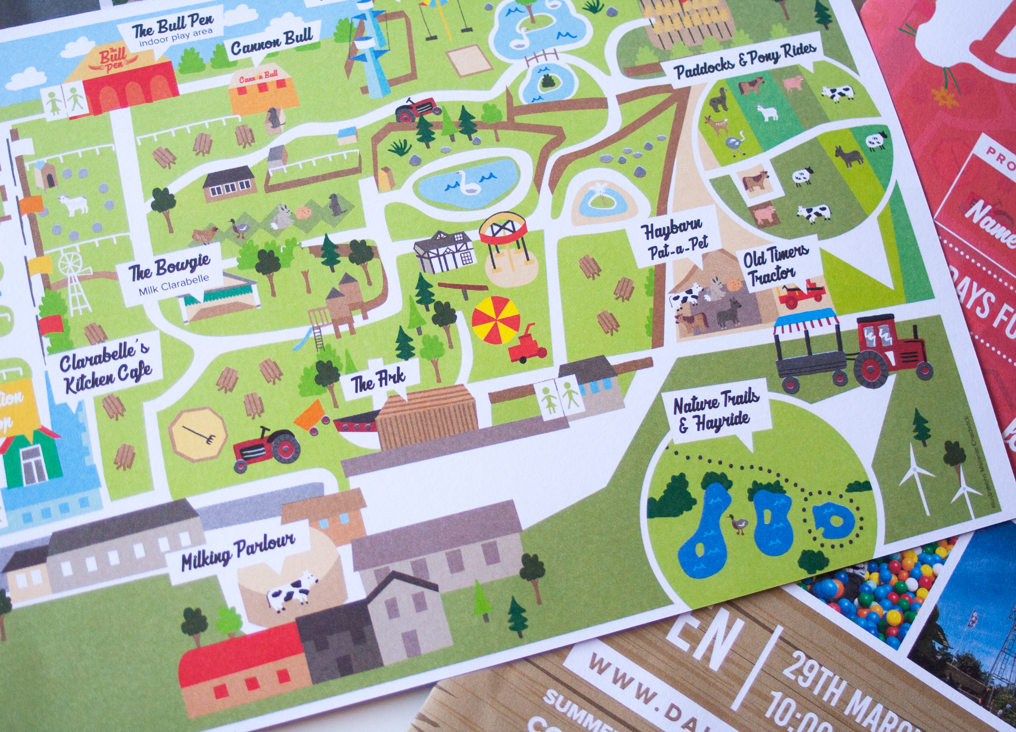 brochure_map_closeup_melaniechadwick_dairyland_farmworld